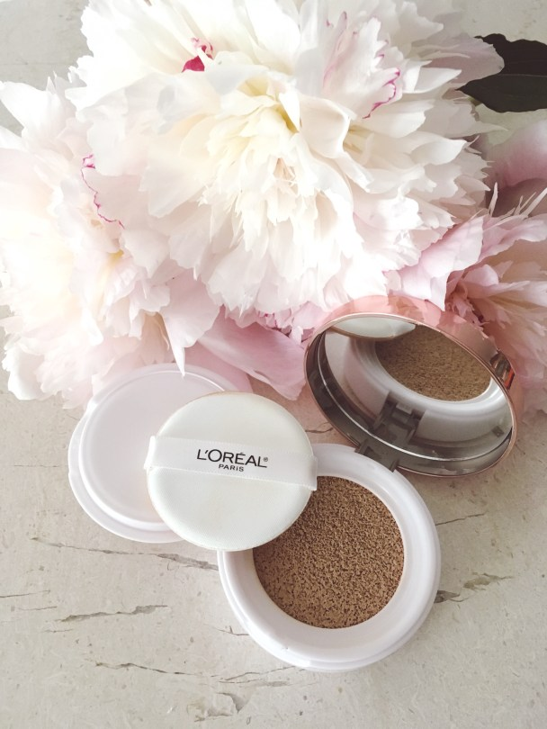 Best Drugstore Foundation, L'Oreal True Match Lumi Cushion Foundation, Drugstore Beauty Review