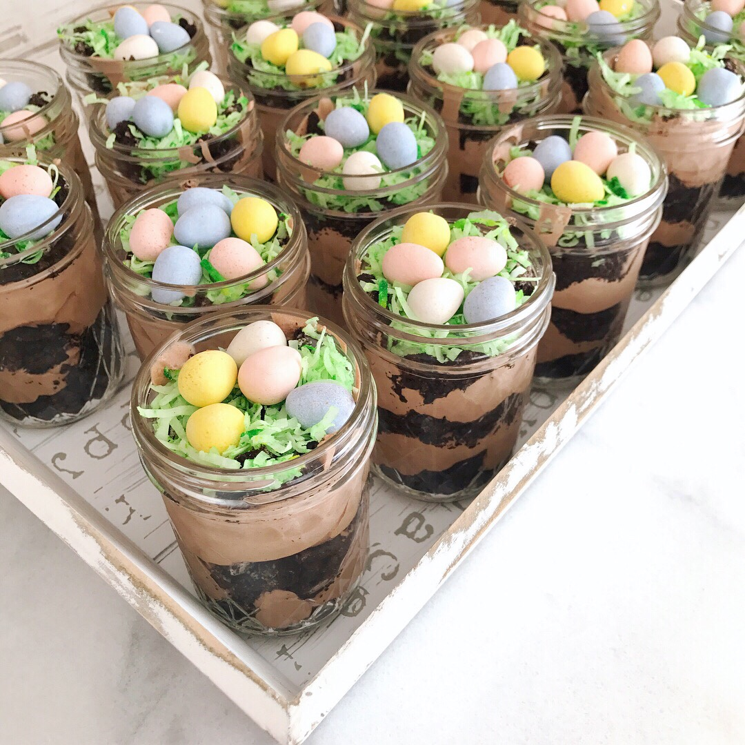 Cute and Easy Easter Dessert
