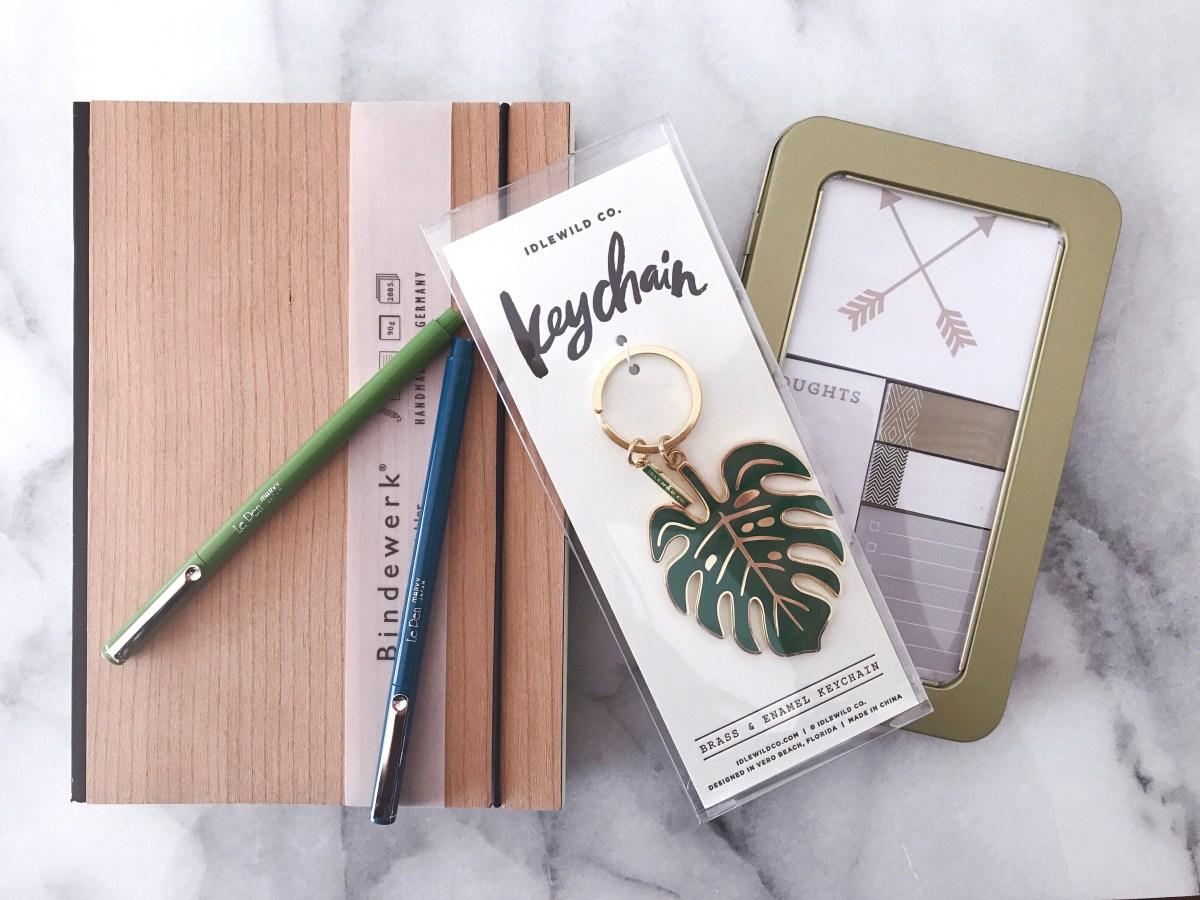 Stationery Loft Lakeland, Wood Notebook