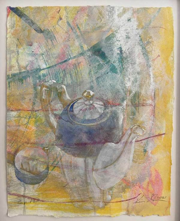 Cup, Pot, from Conversation Pieces July 2021