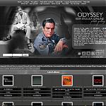Odyssey ~ Keir Dullea Online Gallery Design Ver 1.0