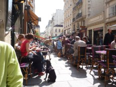 Cafe in the 6th near Blvd St Germain