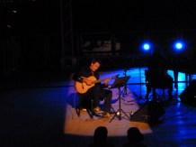 Guitarist Massimo De Lorenzi