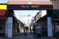 Marche Biron for high quality antiques