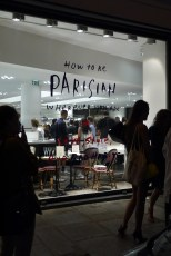 How to be Parisian wherever you are at Colette on rue St Honore