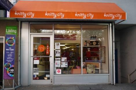 Knitty City, W 79th St
