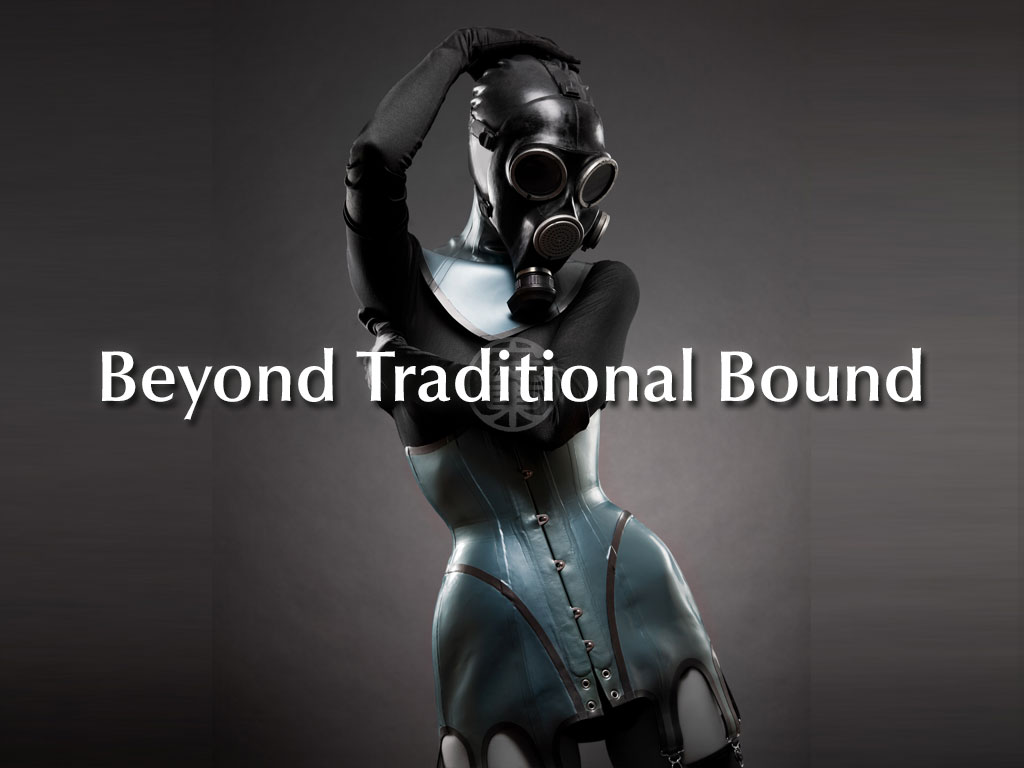 Beyond Traditional Bound - A Poem