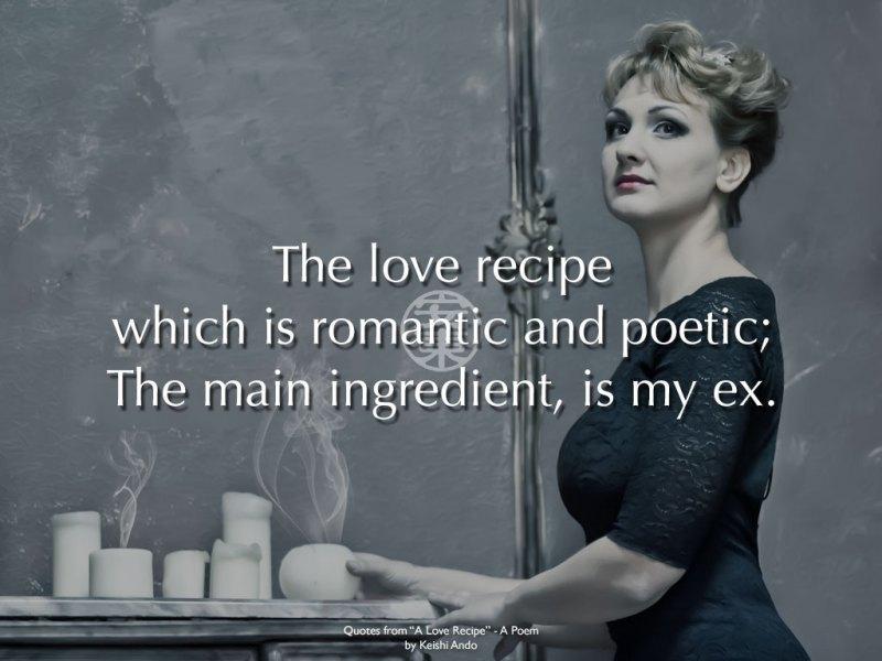 A Love Recipe