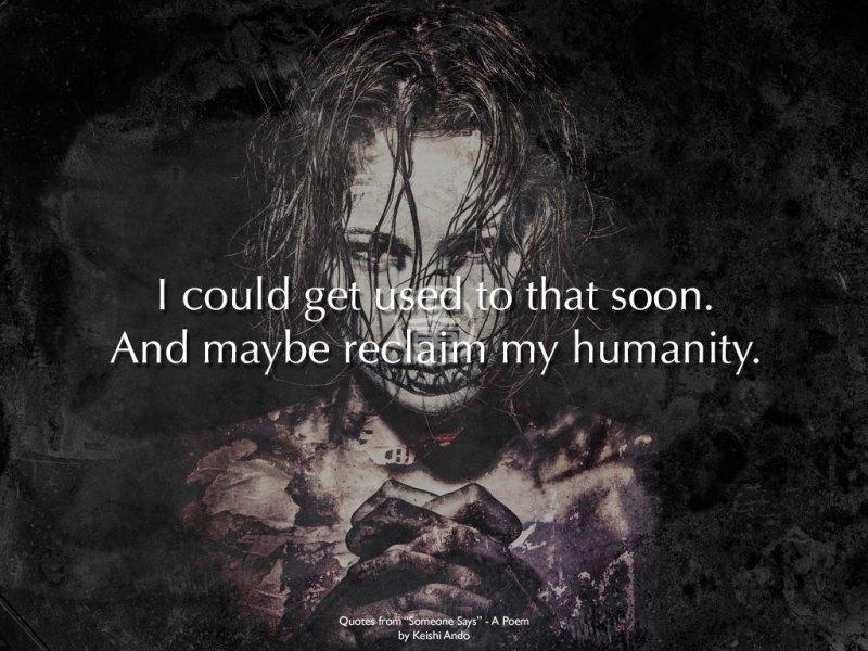 Someone Says
