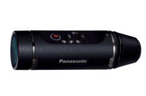 Panasonic ウェアラブルカメラ ブラック HX-A1H