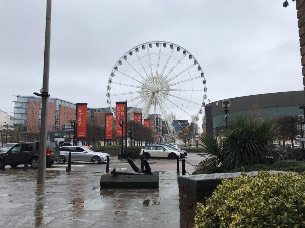 Koło Młyńskie w Liverpool