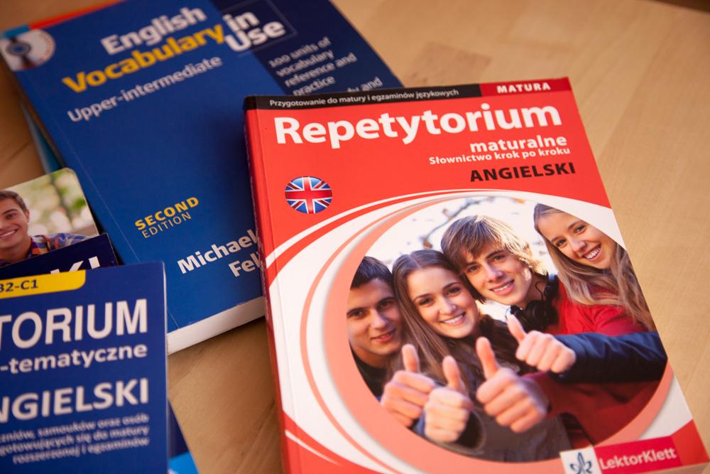 angielski repetytorium maturalne