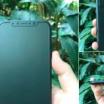 iPhone8 のモックが登場 意外とコンパクトな印象 ベゼルもやはりなくて 薄型は継承