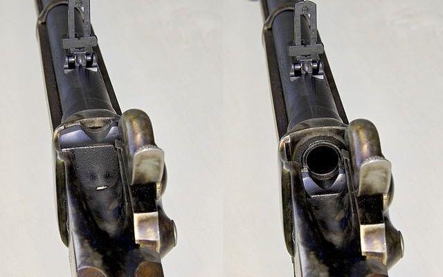 Sharps Rifle Photo: Thuringius (Own work) [Public domain], via Wikimedia Commons