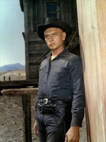 Yul Brynner as Chris Adams