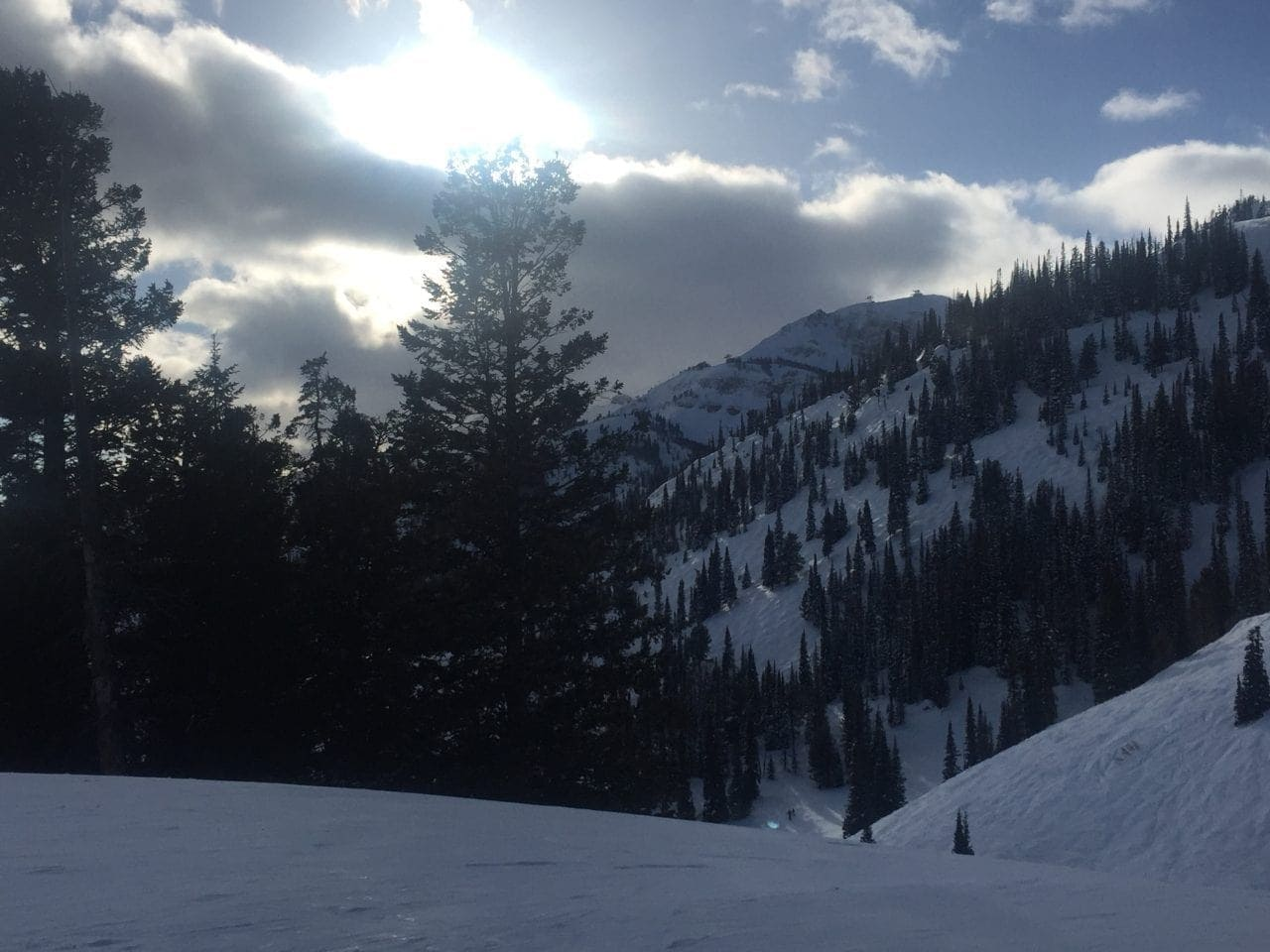 Ski Weekend in Jackson Hole, Wyoming