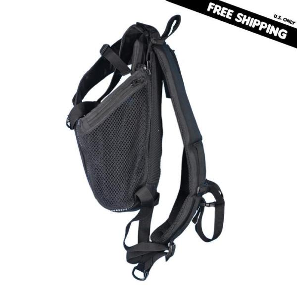 Ruffit Dog Carrier (Side View)