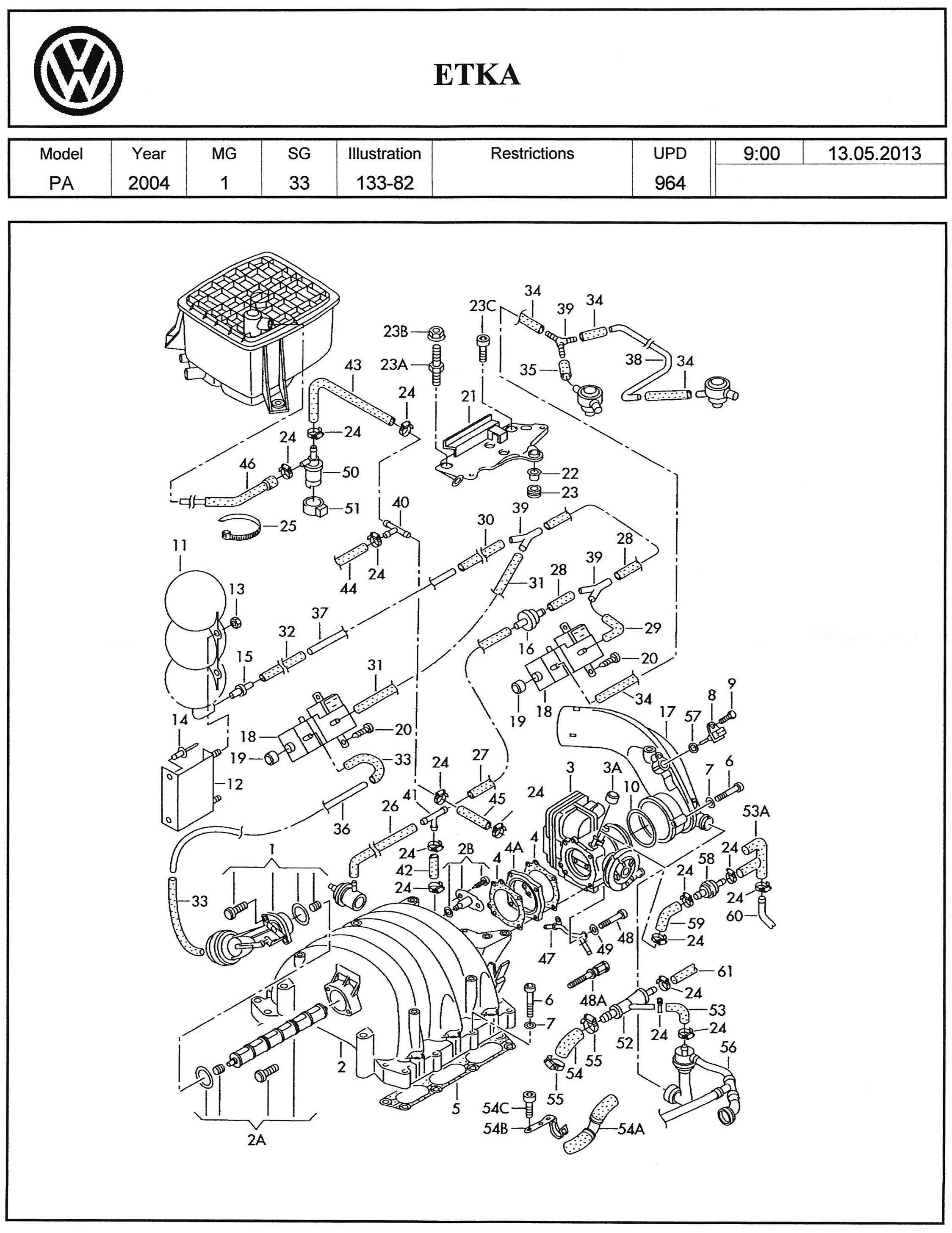 2002 vw passat vacuum hose diagram avital 4x03 remote start wiring index of world images parts