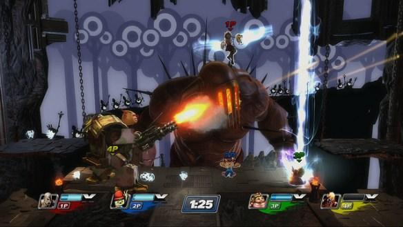 PlayStation All-Stars Gameplay