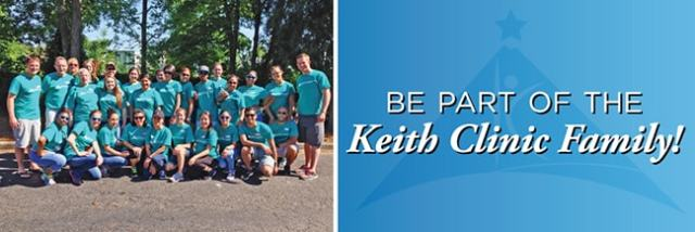 Careers - Be a part of Keith Clinic