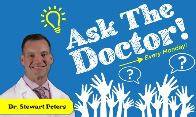 Ask Stewart Peters Chiro
