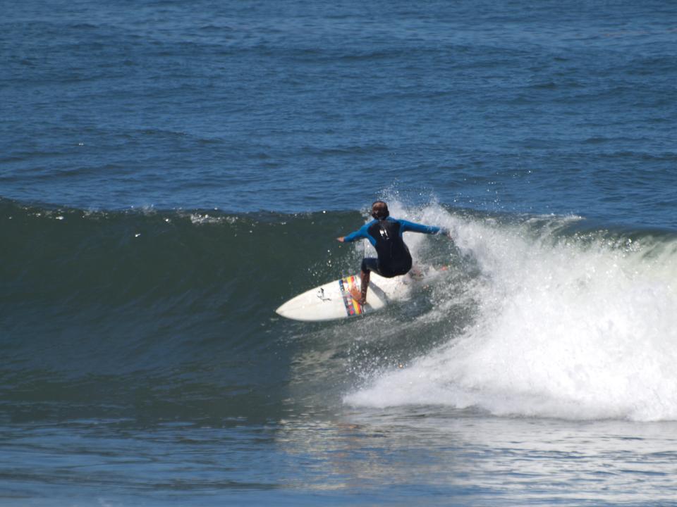 2016-06-12 Freestyle surfers (Praia do Labrego)