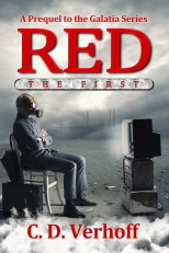 Red the First by CD Verhoff