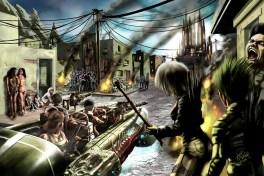 scene 7 from Fred Pasek's new sci fi novel