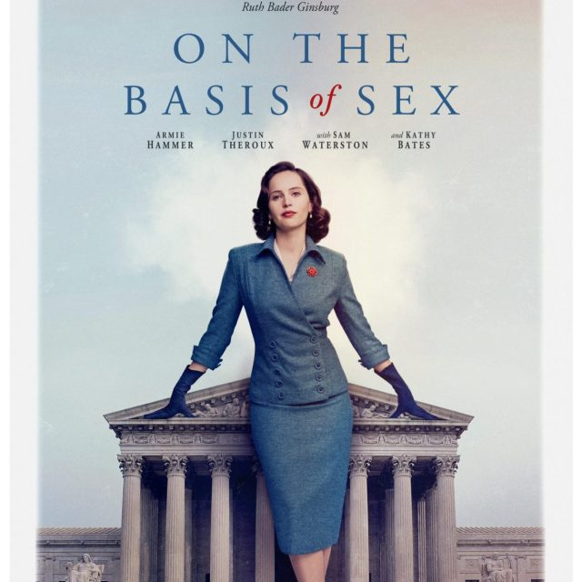 On The Basis Of Sex Advance Screening Giveaway (Canada Only)