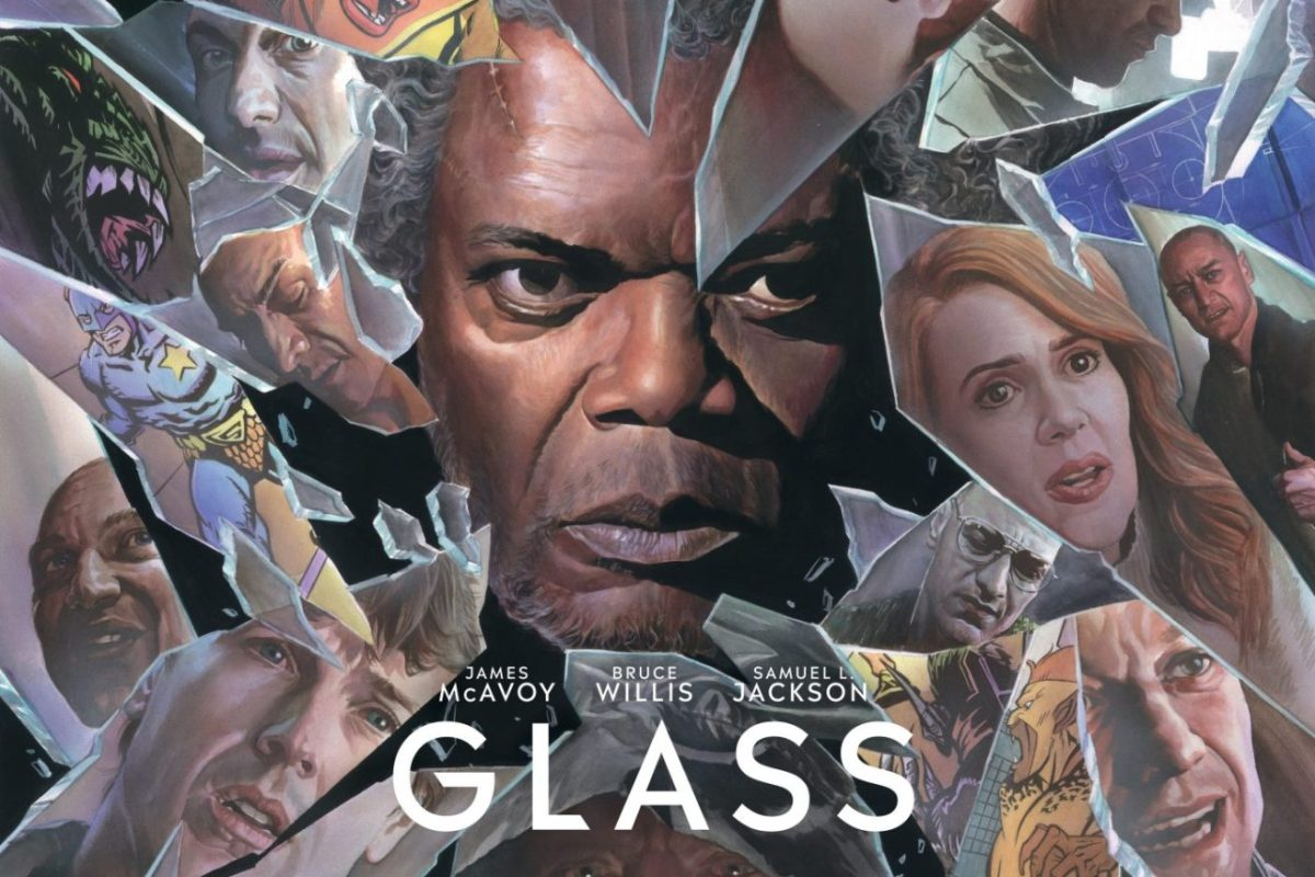 Glass Advance Screening Giveaway (Canada Only)