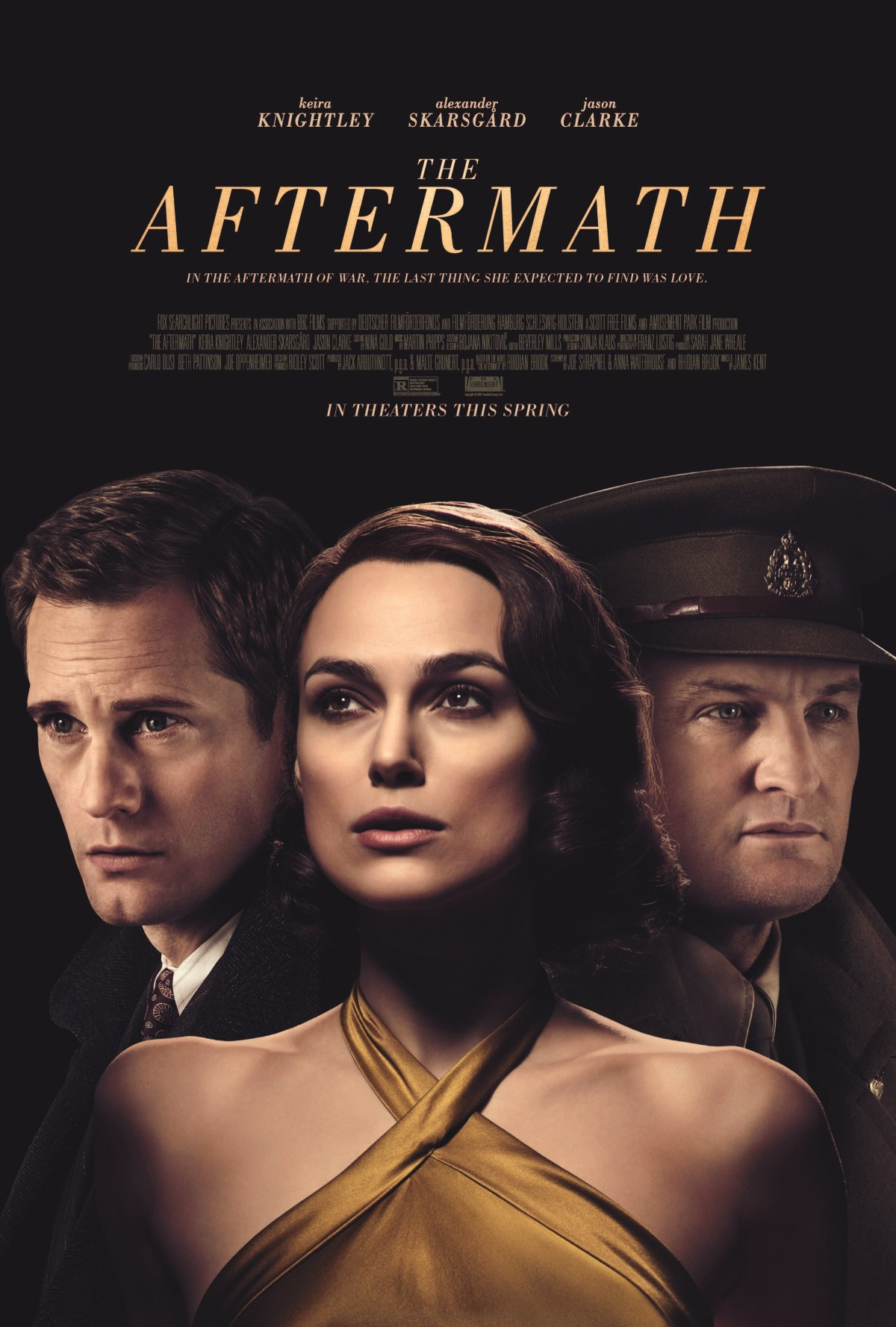 THE AFTERMATH final poster