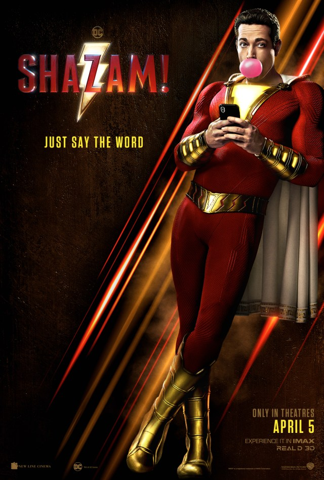 Shazam – A Disjointed Character-Driven Superhero Film (Early Review)