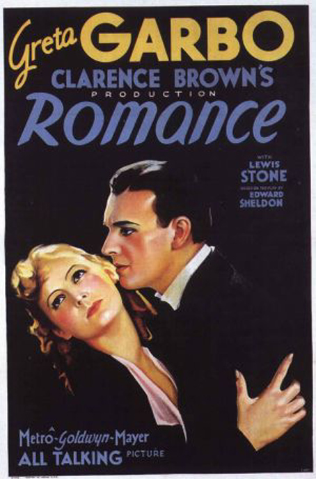 Classic Review: Romance (1930)