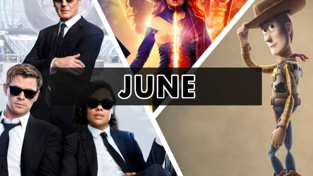 June 2019 Movie Preview