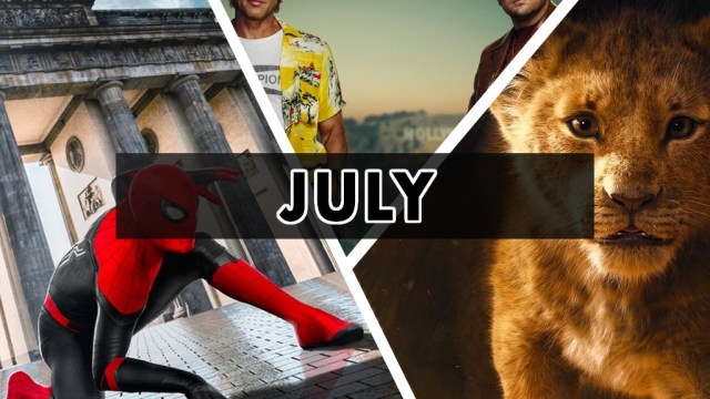 July 2019 Movie Preview