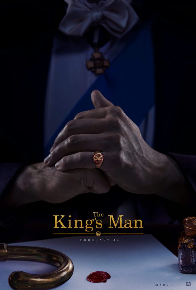 The King's Man Official Teaser Trailer and Teaser Poster