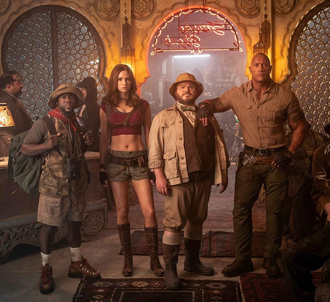 Jumanji: The Next Level – Another Fun Entry in an Underrated Franchise