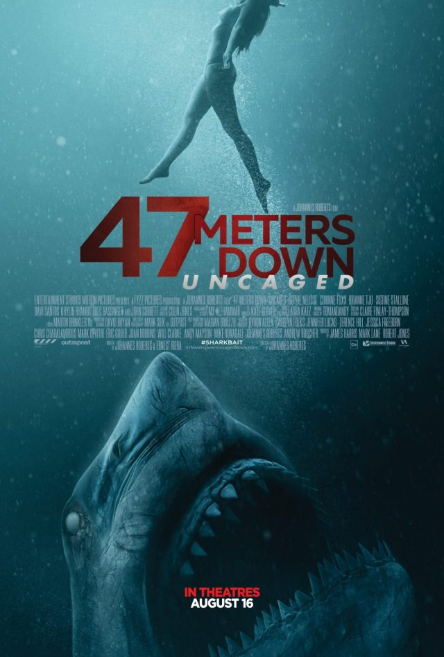 47 Meters Down: Uncaged – A Mid-Summer Horror Beast (Early Review)