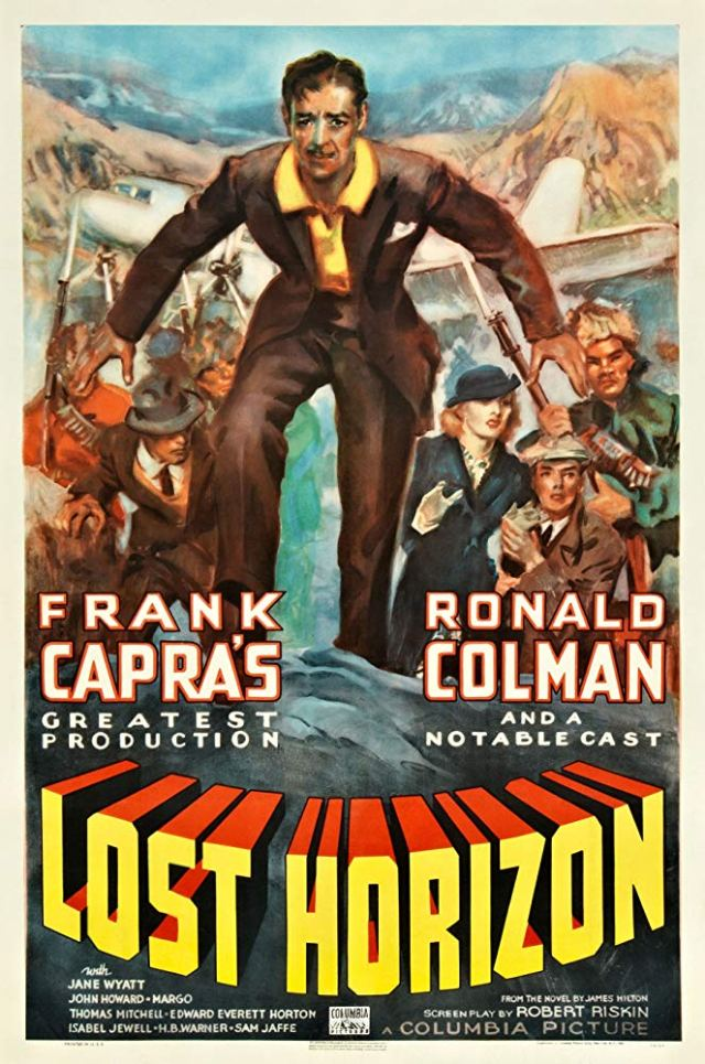 Classic Review: Lost Horizon (1937)