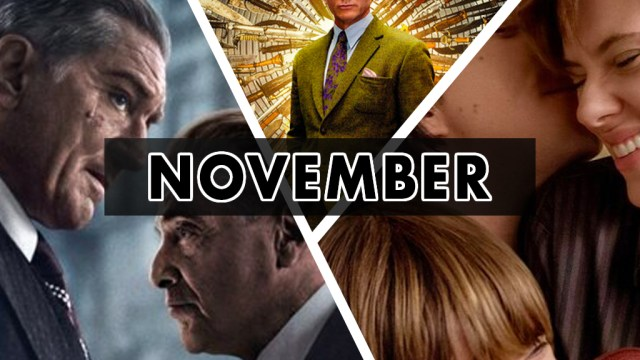 November 2019 Movie Preview