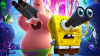 The Spongebob Movie: Sponge on the Run Official Trailer and Posters