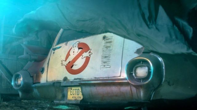 Ghostbusters: Afterlife Official Teaser Poster