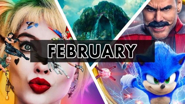 February 2020 Movie Preview