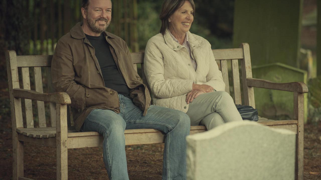 Netflix's After Life Season 2 First Look