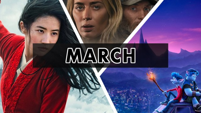 March 2020 Movie Preview