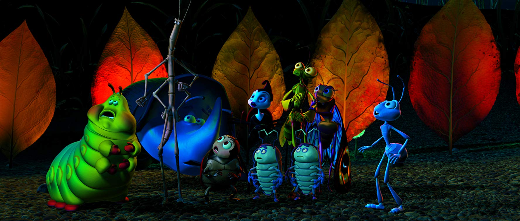 Classic Review A Bug S Life 1998