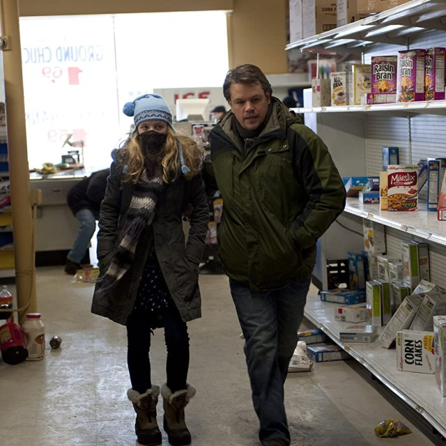 Classic Review: Contagion (2011)
