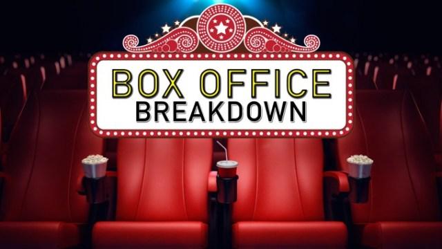 Box Office Breakdown (May 29-31)