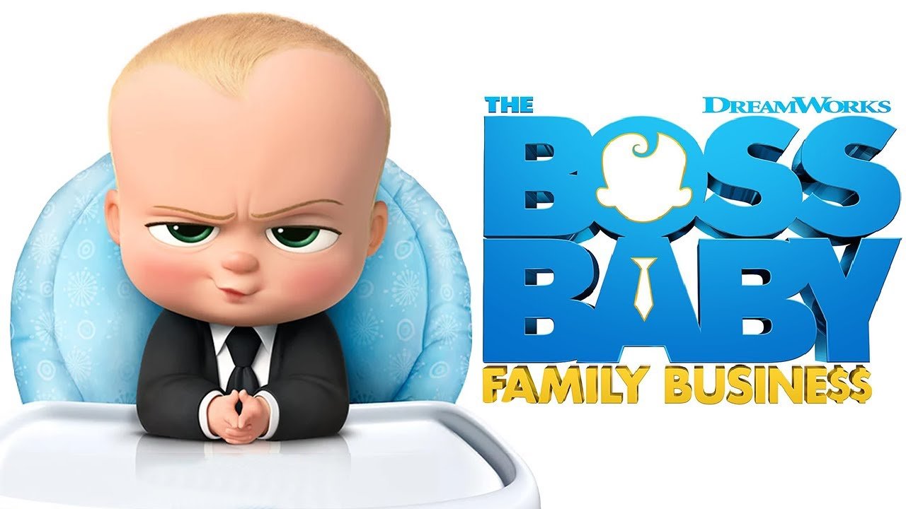 The Boss Baby: Family Business Official Trailer