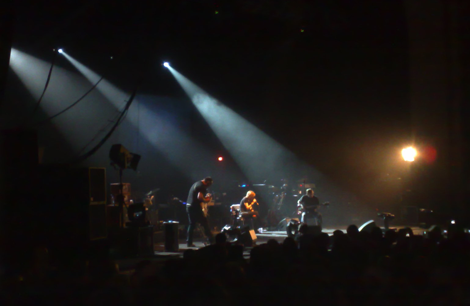 Portishead at the Brixton Academy